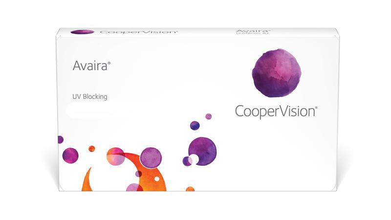 Cooper Vision Avaira 3 - 6 čoček