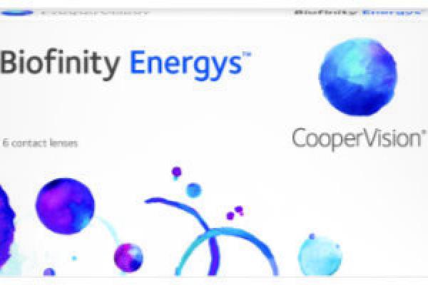 Biofinity silikon-hydrogelové kontaktní čočky