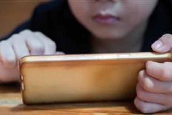 Děti u obrazovek