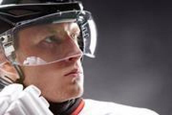 hockey-player-wearing-a-helmet-with-visor