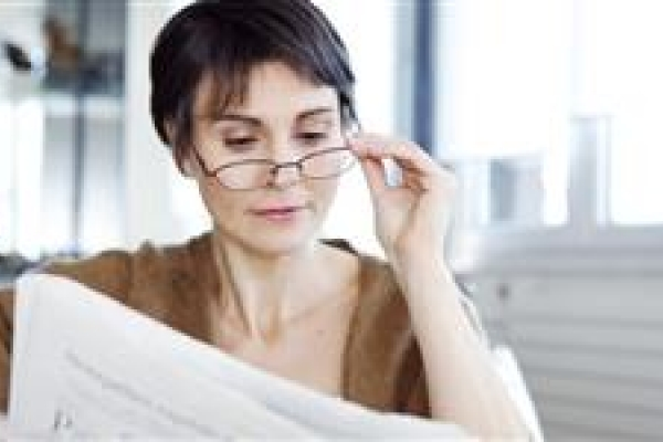 léčba presbyopie