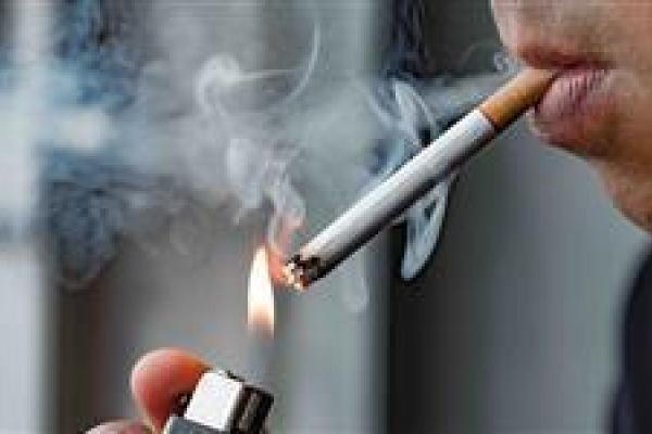 Onemocnění očí z kouření